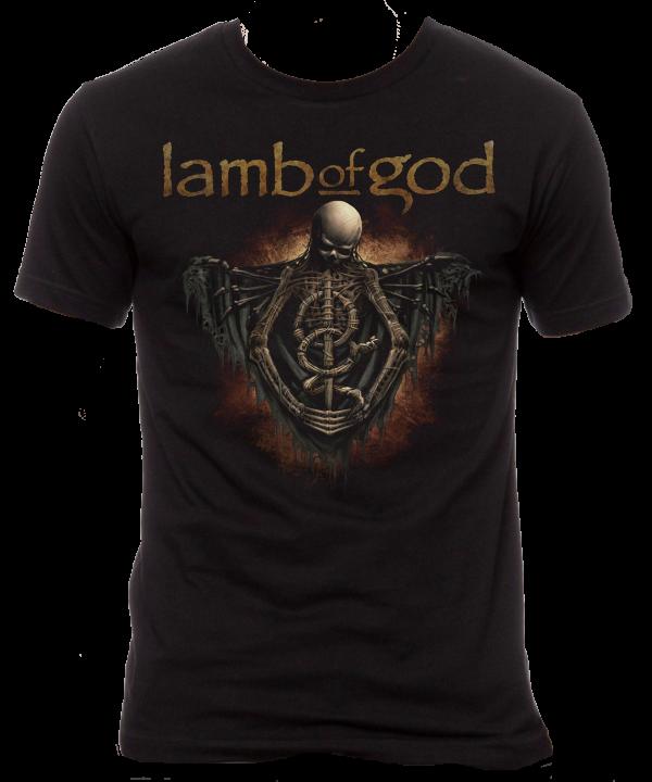Lamb of God Crow