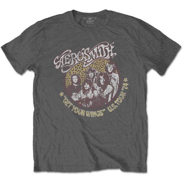 Aerosmith Cheetah Print