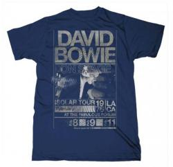 David Bowie Isolar Tour