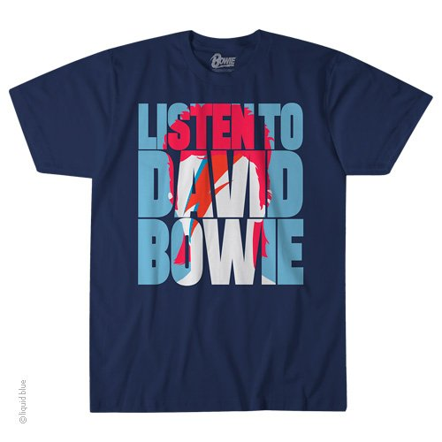 David Bowie Listen To
