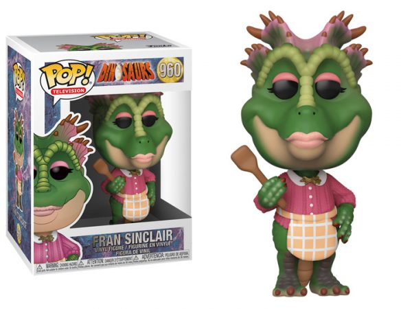 Dinosaurs Fran Funko Pop Vinyl