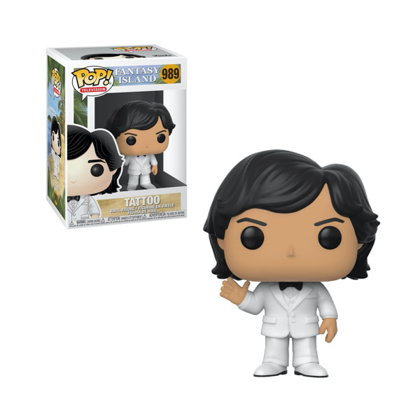Fantasy Island Tattoo Funko Pop Vinyl