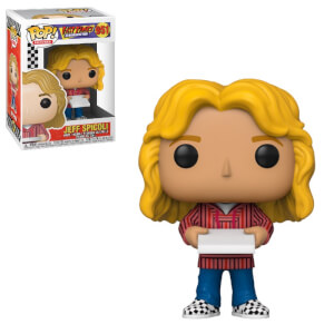 Fast Times at Ridgemont High Jeff with Pizza Funko Pop Vinyl
