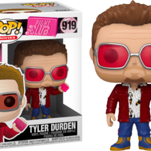 Fight Club Tyler Funko Pop Vinyl
