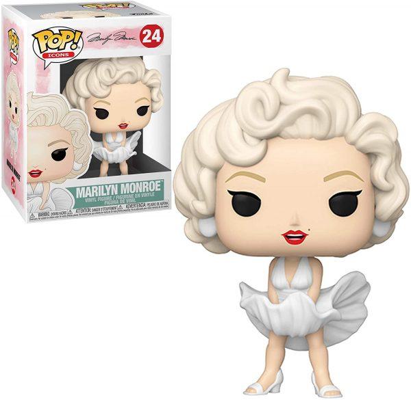 Marilyn Monroe Funko Pop Vinyl