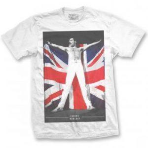 Queen Freddie Flag