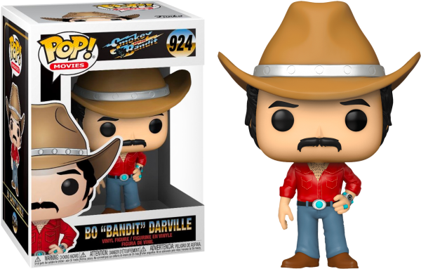 Smokey and the Bandit Bo Funko Pop Vinyl