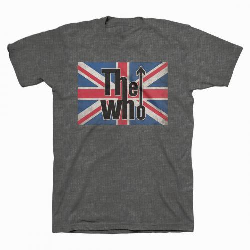 The Who Union Jack