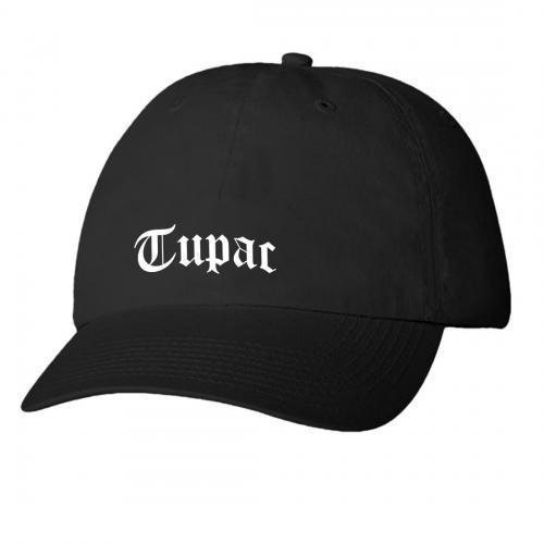 Tupac Logo Hat