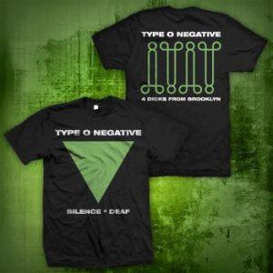 Type O Negative Silence