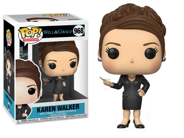 Will & Grace Karen Funko Pop Vinyl
