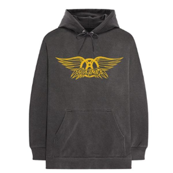 Aerosmith Wings Hoodie