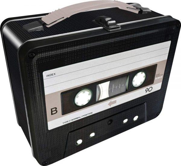 Cassette Tape Lunchbox