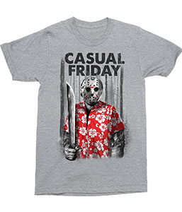 Friday the 13th Casual Friday