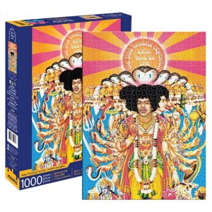 Jimi Hendrix Axis 1000pc Puzzle