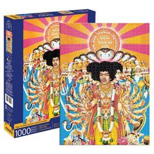 Jimi Hendrix Axis 1000pc Puzzle