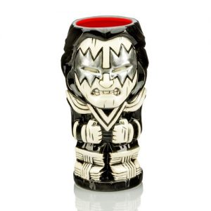 Kiss The Spaceman Tikis Mug