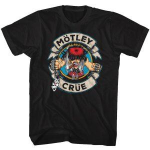 Motley Crue Allister