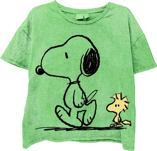 Peanuts Snoopy & Woodstock