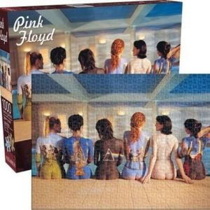 Pink Floyd Back Art 1000pc Puzzle