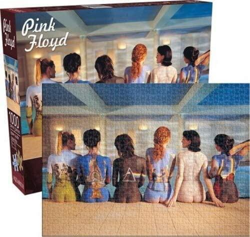 Pink Floyd Back Art 1000pc Puzzle