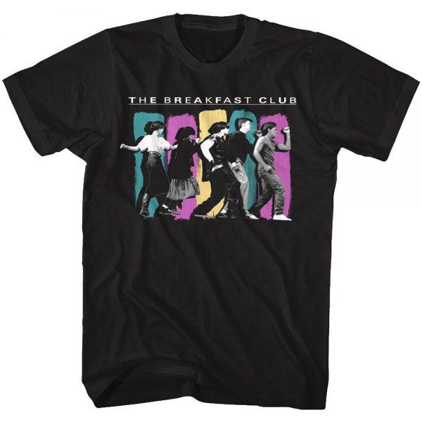 The Breakfast Club Breakdance