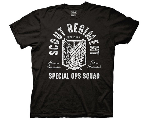 Attack on Titan Special Ops Squad