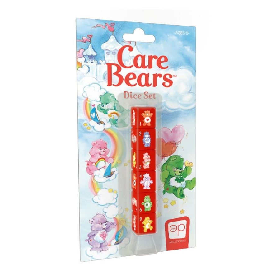 Care Bears Dice Set