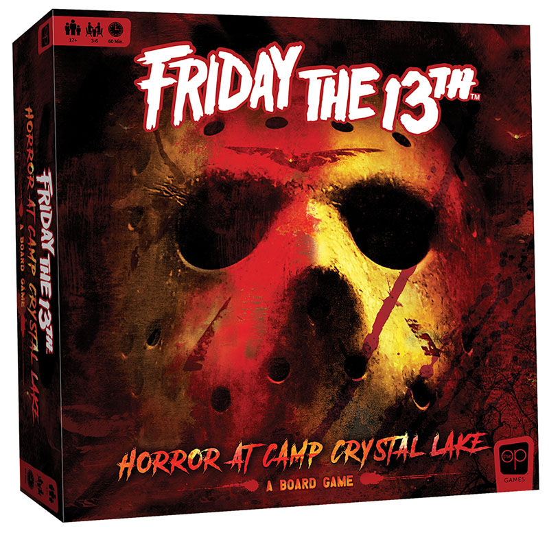 Friday the 13th Camp Crystal Lake Game