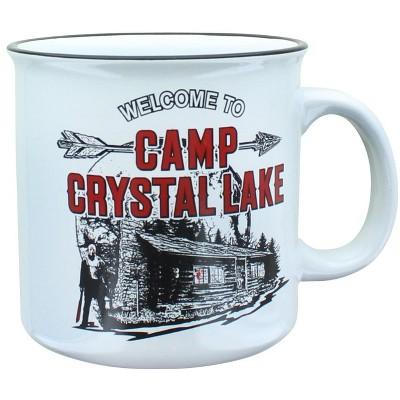Friday the 13th Camper Mug