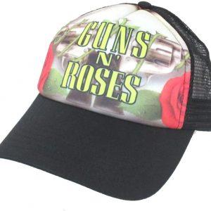 Guns N Roses Trucker Hat