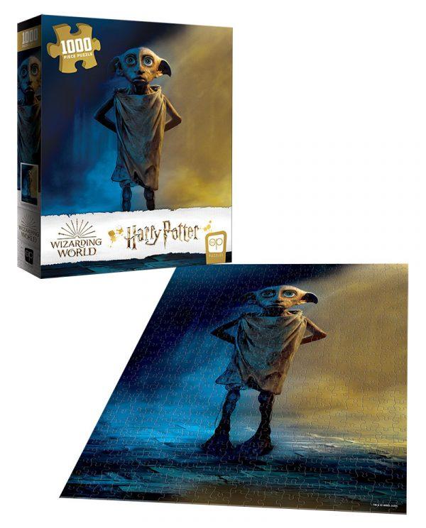 Harry Potter Dobby 1000pc Puzzle