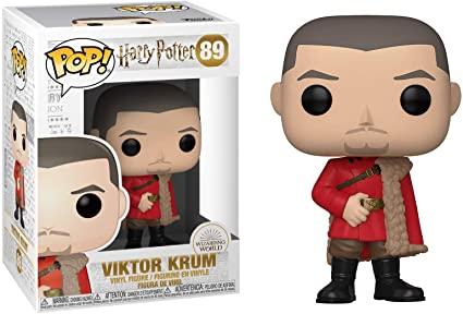 Harry Potter Victor Krum Funko Pop Vinyl
