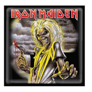 Iron Maiden Killers Lapel Pin