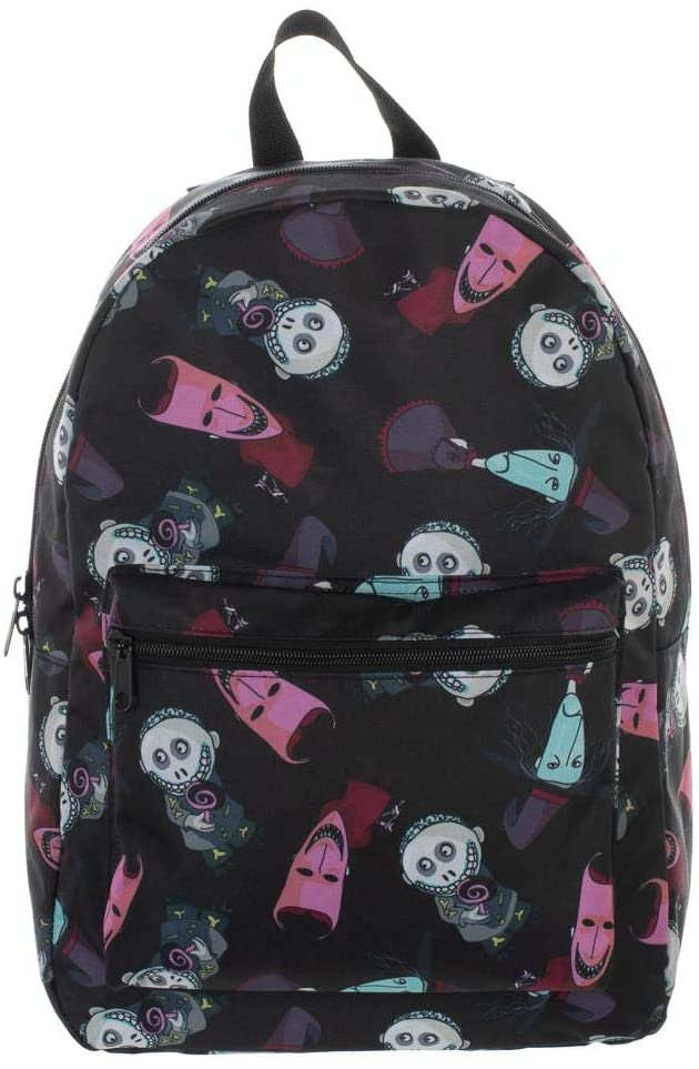 Nightmare Before Christmas Lock Shock and Barrel Backpack