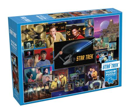 Star Trek Original Series 1000pc Puzzle