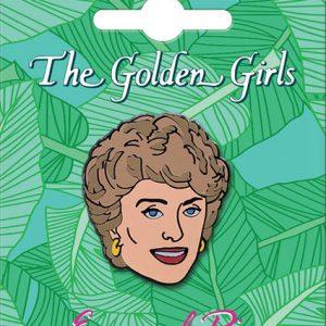 The Golden Girls Blanche Lapel Pin