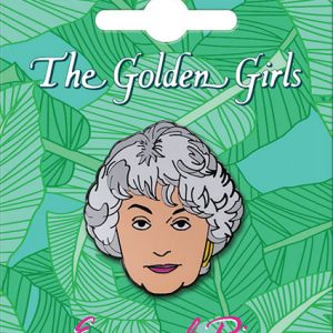 The Golden Girls Dorothy Lapel Pin