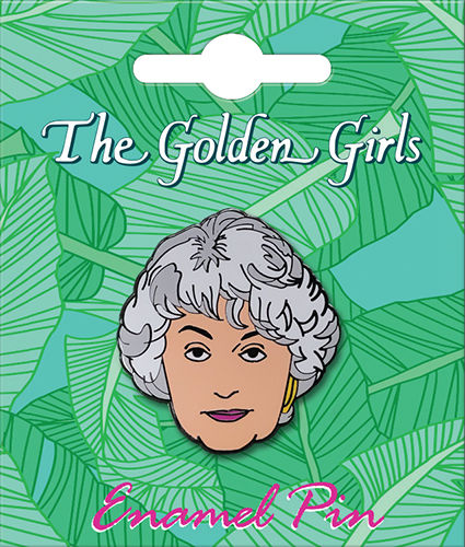 The Golden Girls Dorothy Lapel Pin