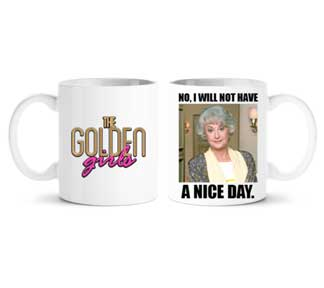 The Golden Girls Dorothy Mug