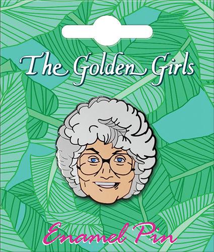 The Golden Girls Sophia Lapel Pin