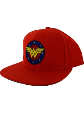 Wonder Woman Logo Hat