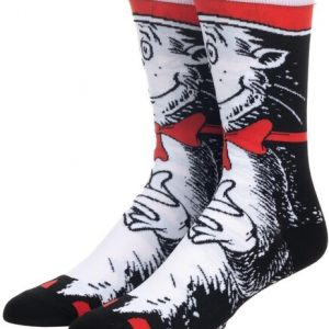 Cat in the Hat 360 Socks