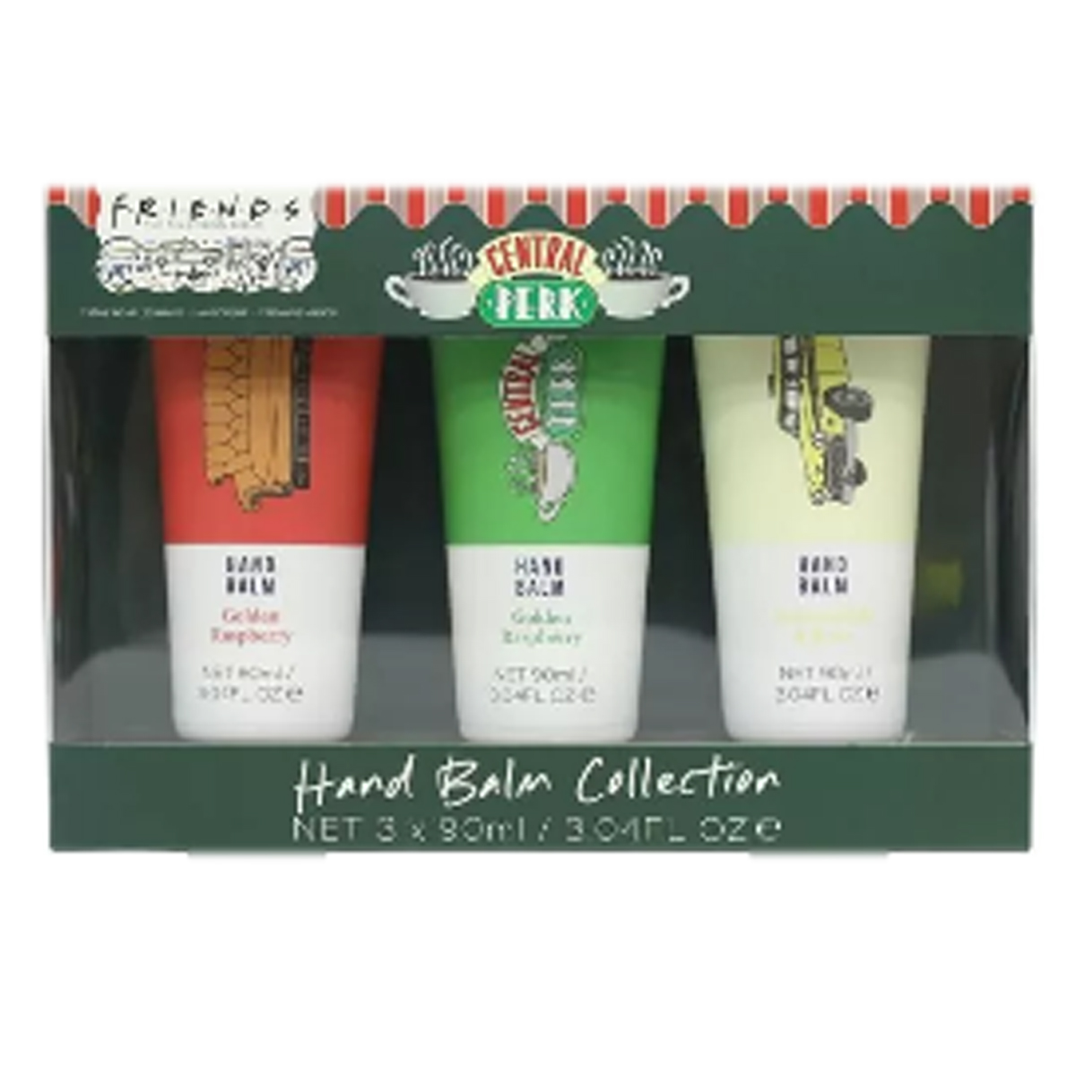 Friends 3pk Lotion Set