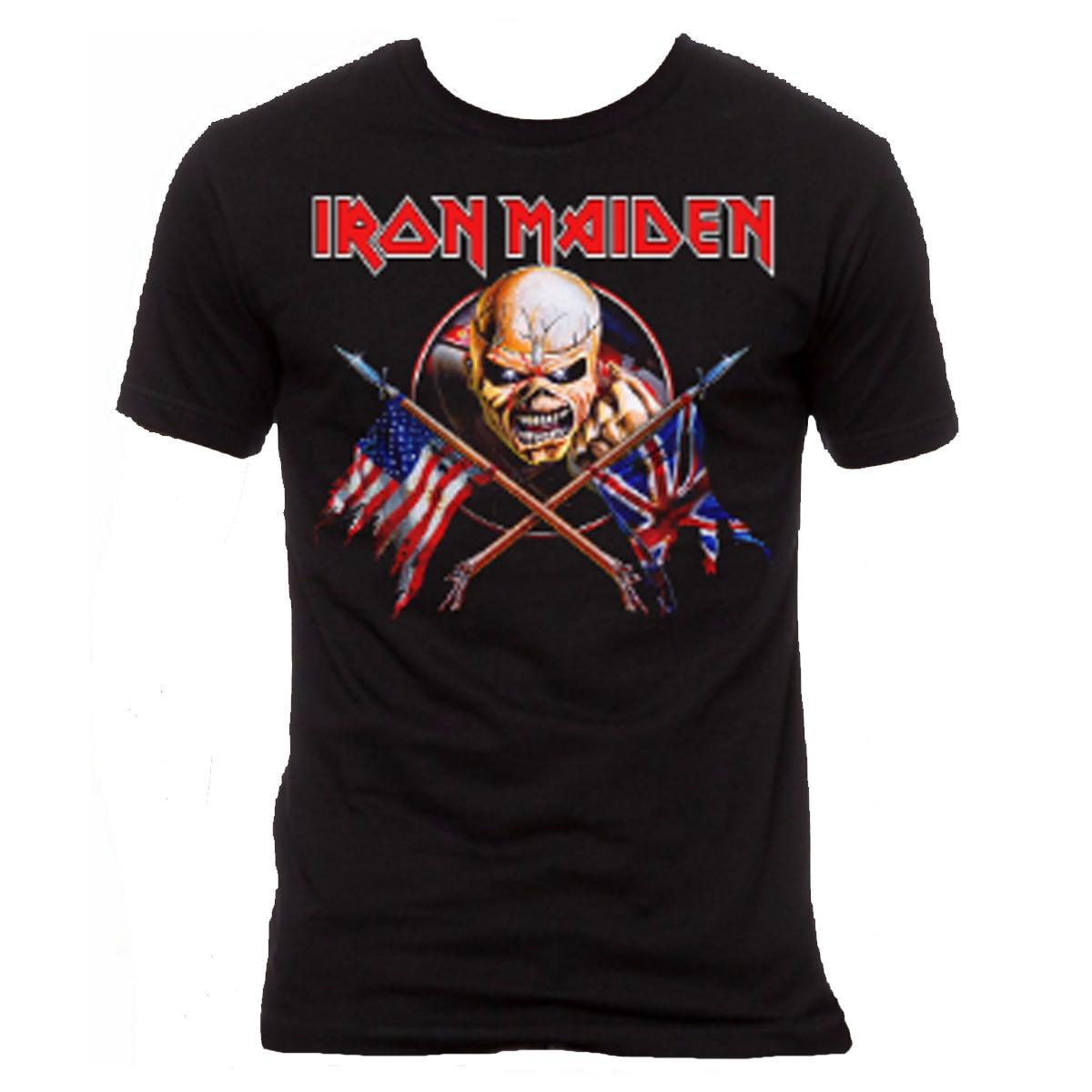 Iron Maiden Flags