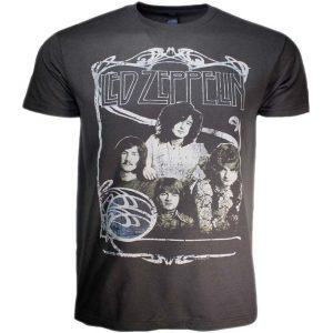 Led Zeppelin '69 Band Promo