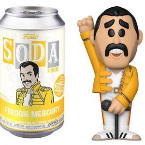 Queen Freddie Mercury Funko Soda Can