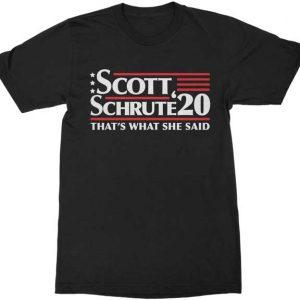The Office Scott Schrute '20