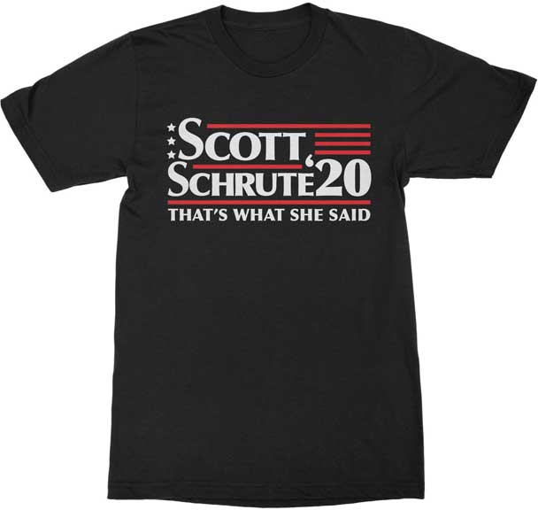 The Office Scott Schrute '20