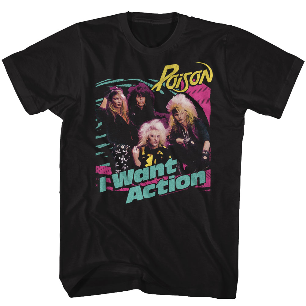 Poison I Want Action